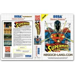 superman l 39 homme de fer pour sega negoce land com