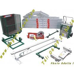 negoce monte mat riaux haemmerlin maxial pro ma431 echelles alu renforc s bonne. Black Bedroom Furniture Sets. Home Design Ideas