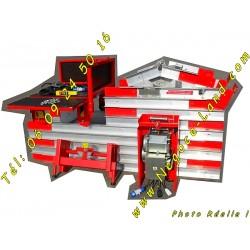 negoce monte mat riaux tuiles altrad mont vit 15m charge 150kg bonne occasion. Black Bedroom Furniture Sets. Home Design Ideas