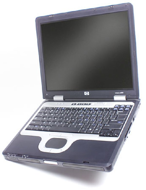 Image Ordinateur Portable HP/Compaq NC6000 pour les pièces détachées [Petites annonces Negoce-Land.com]