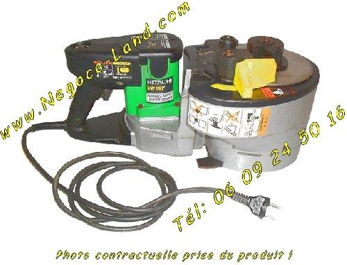 Cintreuses hitachi vb16y coupe boulons cisailles negoce land com - Cintreuse fer a beton ...