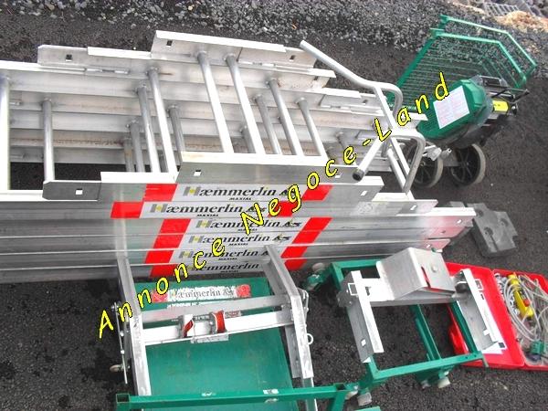 Image Monte Tuiles Haemmerlin Monte matériaux Maxial [Petites annonces Negoce-Land.com]