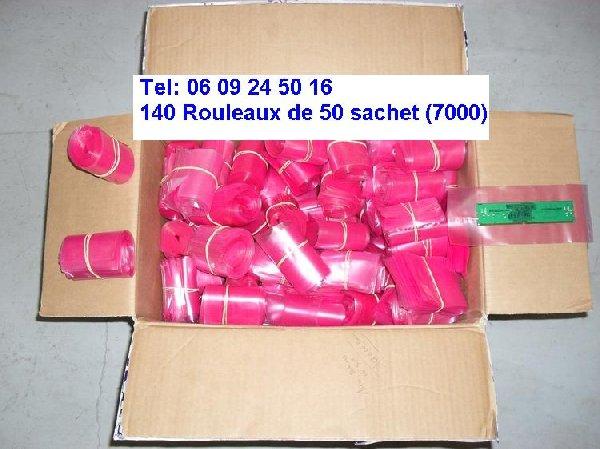 Image 1 carton de sachet de protection composants [Petites annonces Negoce-Land.com]