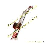 Image Monte matériaux monte tuiles ALTRAD Monte-Vit 15m 150Kg + Benne [Petites annonces Negoce-Land.com]