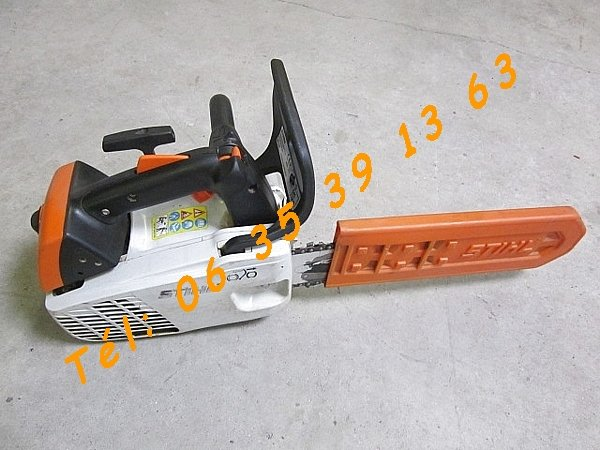 tron onneuse elageuse stihl ms 192t 3 chaines casque negoce land com. Black Bedroom Furniture Sets. Home Design Ideas