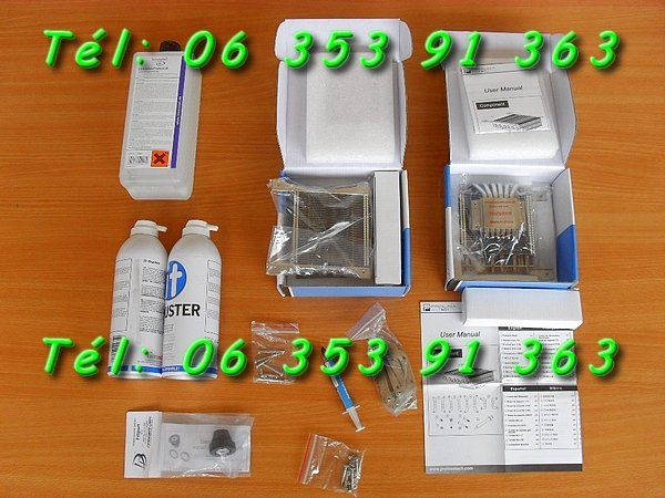 photo de Lot Water-Cooling & Air & divers pour PC [Neuf]  (Annonce Negoce-Land)