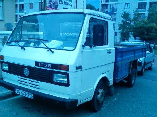 camion volkswagen ben negoce land com. Black Bedroom Furniture Sets. Home Design Ideas