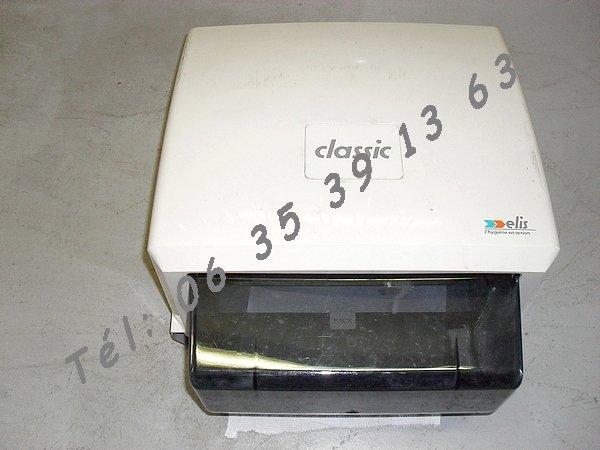 Image Distributeur de papiers essuie-mains Elis Classic [Petites annonces Negoce-Land.com]