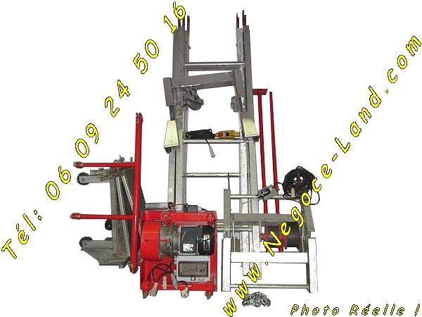 Image Monte tuiles - monte matériaux Altrad 10m 150Kg  [Petites annonces Negoce-Land.com]