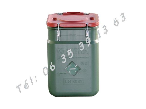 Image Contenaire pour recyclage MEWA (Livré) [Petites annonces Negoce-Land.com]