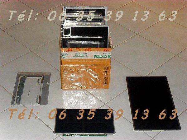 Image Lot Dalles d'écrans pour Ordi portables Mac & PC de Test [Petites annonces Negoce-Land.com]