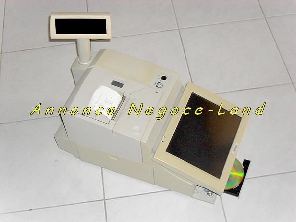 photo de Caisse Enregistreuse tactile Epson + Imprimante Tiquet thermique  (Annonce Negoce-Land)