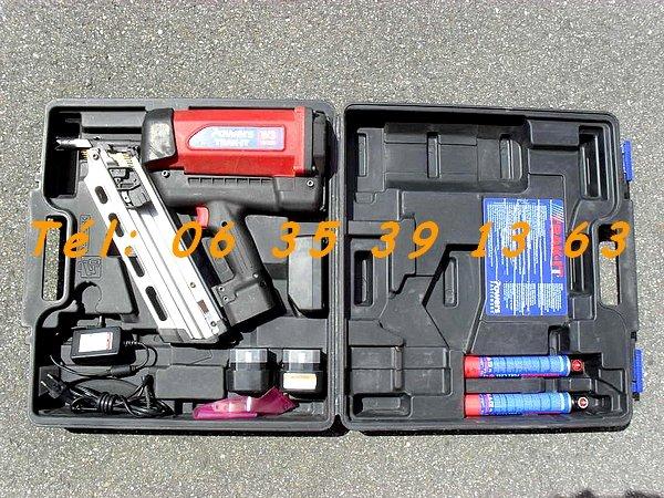Image Location Cloueurs à gaz 50/90mm [Petites annonces Negoce-Land.com]
