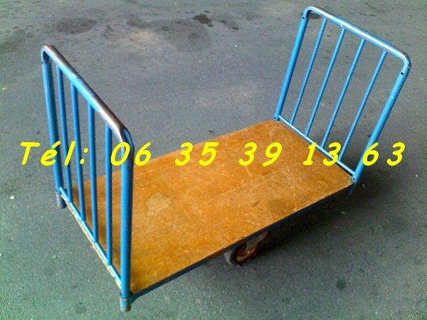 chariot de transport de poids albi montauban auch. Black Bedroom Furniture Sets. Home Design Ideas