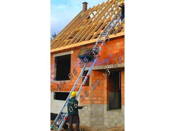 Image Monte matériaux tuile Haemmerlin maxial ma 431 [Petites annonces Negoce-Land.com]