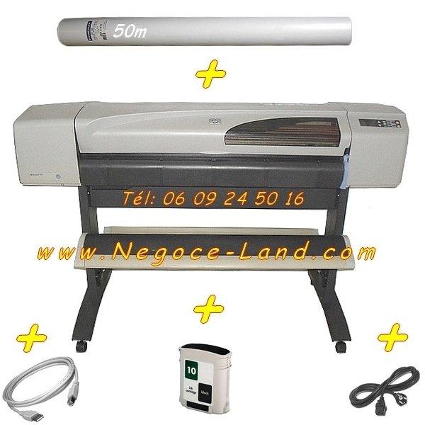 photo de Imprimante Tireuse de plans HP DESIGNJET 500 (A0-42'')  (Annonce Negoce-Land)