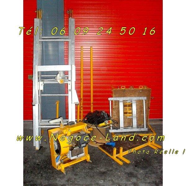 Image Montes tuiles Lève matériaux ALTRAD charge 150Kg [Petites annonces Negoce-Land.com]