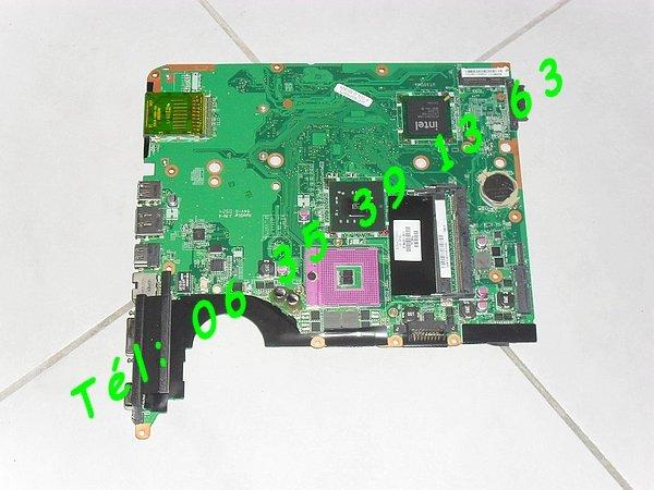 Image Carte mère Mother board HP DV6 Intel 518433-001 révisé [Petites annonces Negoce-Land.com]