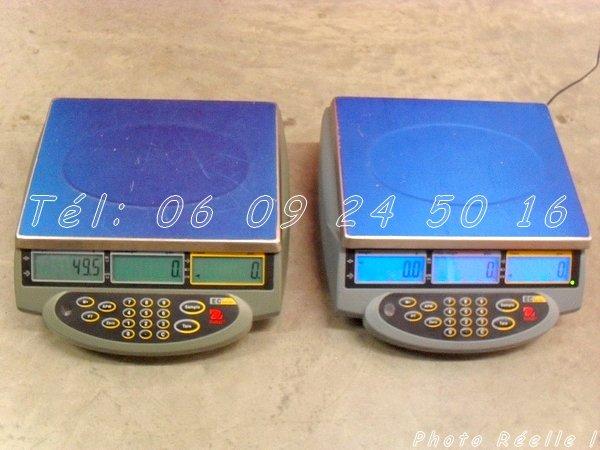 Image 2 Balances compteuses Pro Ohaus EC3 & EC15 (sur batterie) [Petites annonces Negoce-Land.com]