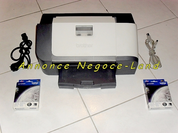 photo de Brother Fax-1335 + 2 Cartouches originales neuves  (Annonce Negoce-Land)