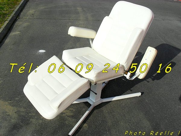 fauteuil de soin en ska cuire blanc inclinable colomiers montauban auch albi. Black Bedroom Furniture Sets. Home Design Ideas