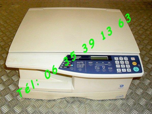 photo de Photocopieur Multifonction Laser Sharp AR-M150  (Annonce Negoce-Land)