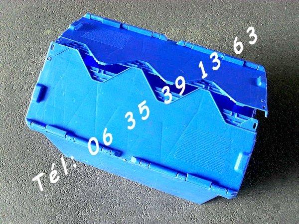 Caisse plastique rangement for Caisse plastique rangement