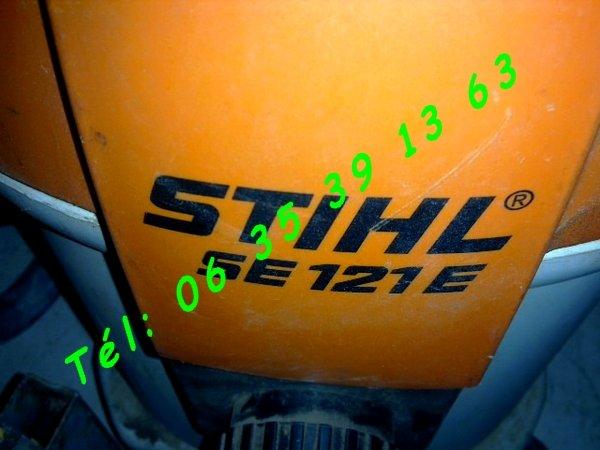Image Aspirateur Stihl SE 121 E (Automatique + Décolmatage) [Petites annonces Negoce-Land.com]