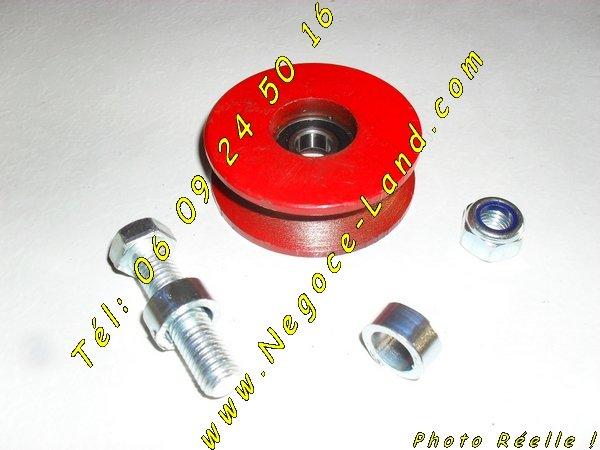 Image Poulie de genouillère pour monte tuiles charge matériaux Haemmerlin Maxial [Petites annonces Negoce-Land.com]