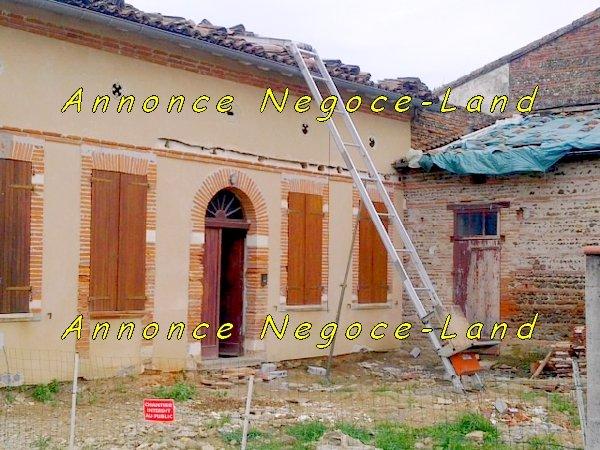 Image Monte matériaux lève charge tuiles [2150€ livré] [Petites annonces Negoce-Land.com]