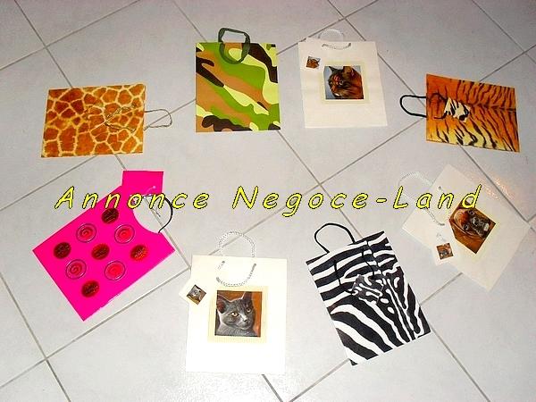 Petit sac pochette cadeau à offrir (Neuf) [Petites annonces Negoce-Land.com]