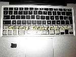Image Touche de Clavier MacBook/MacBook Pro Azerty [Petites annonces Negoce-Land.com]