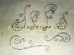 Image Volutes forgées de décoration pour grille de fenêtre portail ou clotures [Petites annonces Negoce-Land.com]