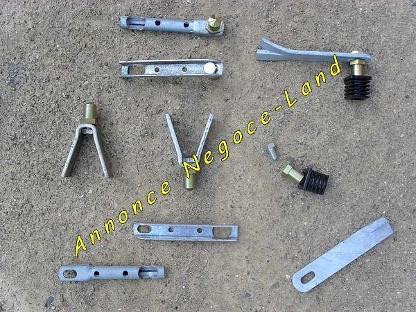 Image Pivots, tubes, charnières, crapaudines vantail Portail, portillon.. [Petites annonces Negoce-Land.com]
