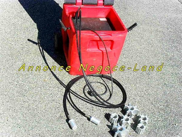 Image Appareil de congélation électrique Virax Siberia [Petites annonces Negoce-Land.com]