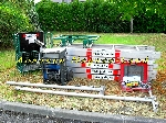 Image Monte tuiles matériaux Haemmerlin Maxial Pro charge 200Kg lève 22m [Petites annonces Negoce-Land.com]