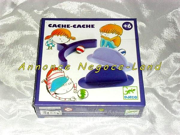 Jeu Cache-cache collection Djeco (Neuf) [Petites annonces Negoce-Land.com]
