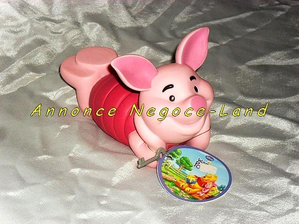 Image Tirelire Porcinet Disney avec sa clé (Neuve) [Petites annonces Negoce-Land.com]