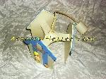Image Lampe de plafond en bois pour enfant Casse Noisette [Petites annonces Negoce-Land.com]