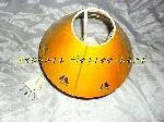 Image Lampe de chevet céramique couleur Amarillo [Petites annonces Negoce-Land.com]
