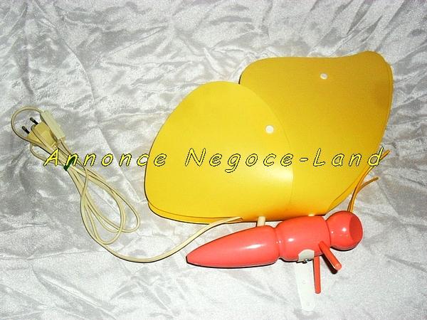 Image Lampe applique Papillon pour enfant [Petites annonces Negoce-Land.com]