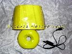 Lampe de chevet Sophie Jaune Canarie D-Light (Neuve) offre Décoration [Petites annonces Negoce-Land.com]