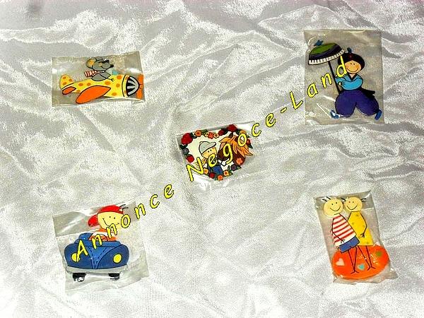 Image Lot Aimants magnet Mila fait main (Neuf) [Petites annonces Negoce-Land.com]