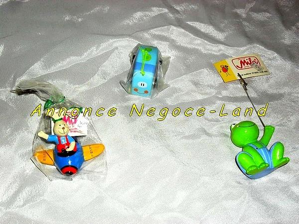 Image Lot de figurines à suspendre fait main (Neuf) [Petites annonces Negoce-Land.com]