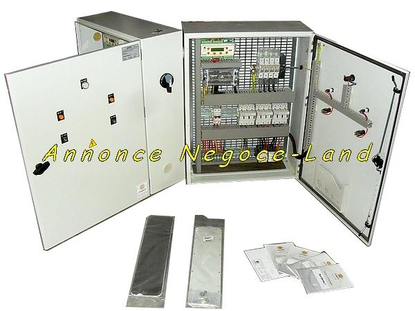 2 armoires electrique photovoltaics puissance charot coffret lectrique pilotage be - Armoire electrique occasion ...