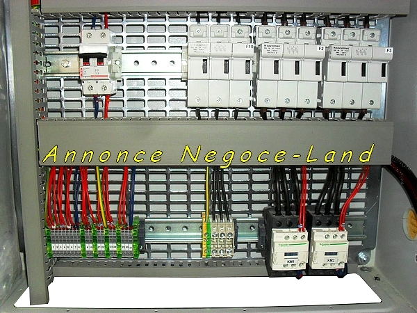 2 armoires electrique photovoltaics puissance charot coffret lectrique pilotage negoce land com - Coffret armoire electrique ...