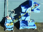 Image Chariot lavage Numatic entretien collectivités, ménage, nettoyage d'entreprises [Petites annonces Negoce-Land.com]