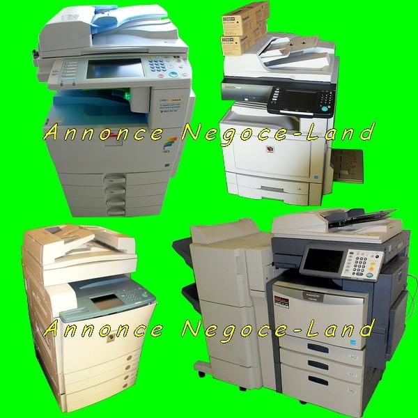Image Grands photocopieurs Laser couleurs Canon Triumph Ricoh Toshiba [Petites annonces Negoce-Land.com]