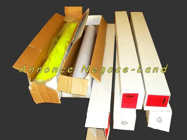Image Bobine Papier Jet d'Encre Couché Mat 1.118x30m [Petites annonces Negoce-Land.com]