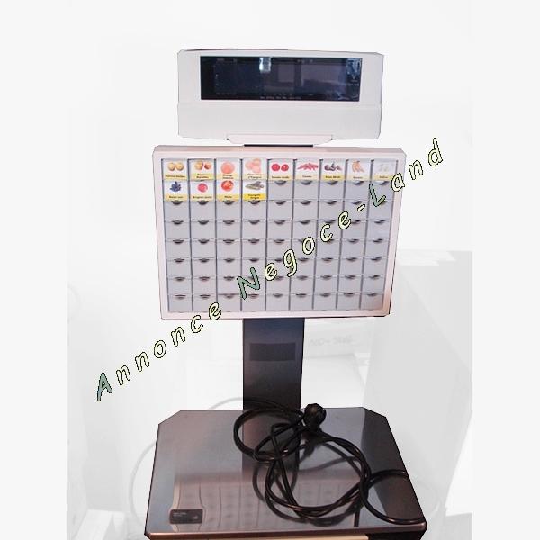 Image Balance Groupe d'étiquetage TERAOKA SM-100 [Petites annonces Negoce-Land.com]